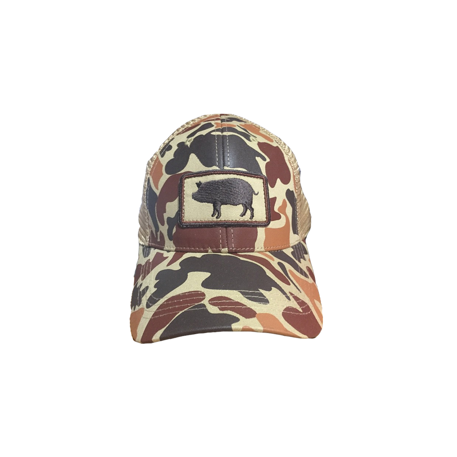 9f789103e6c71 Southern Hooker  Camo Pig Hat    Accessories