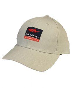 Guy Harvey: Armada Hat in Khaki or Navy