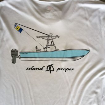 Long Sleeve Island Proper Regulator Performance Shirt