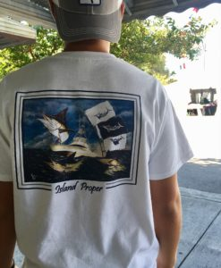 Island Proper Custom Sportsfishing Marlin Tee
